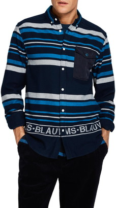 Scotch & Soda Alpine Regular Fit Dress Shirt