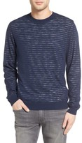 AG Jeans Men's Luca Reversible Cotton & Linen Pullover
