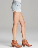 Genetic Denim Shorts - Stevie High Rise in Crush