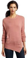 LAmade Women's Long Sleeve Asymmetric Top