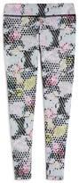 ONZIE Girls' Floral Leggings - Little Kid, Big Kid