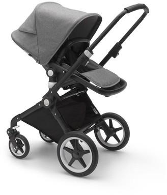 Bugaboo Lynx Complete Stroller Black/Grey Melange/Grey Melange