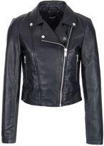 Morgan Lambskin Biker Jacket