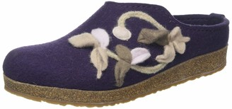 Haflinger Women's Venus Open Back Slippers