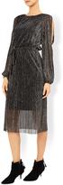 Monsoon Romee Cold Shoulder Midi Dress