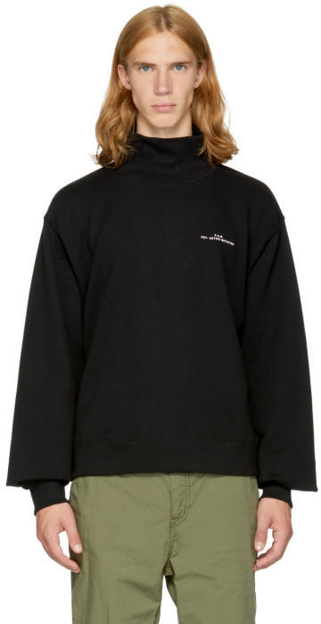 Perks And Mini Black P.A.M. Theory Turtleneck