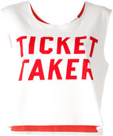 Levi's Ticket Taker top - women - Cotton - XS