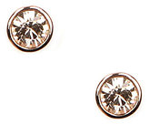 Givenchy Rose Gold Stud Earrings