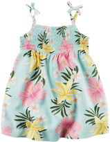Carter's Hawaiian Tie Dress