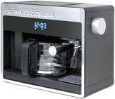 Espressione New 3-in-1 Combination Coffee Beverage System, Black Silver - Black Silver