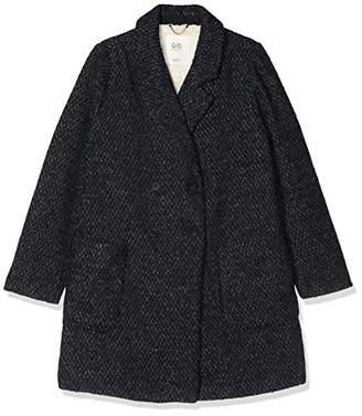 S'Oliver Q/S designed by Women's 46.610.52.2672 Coat, Blue