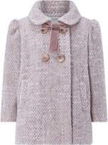 Monsoon Baby Sybil Tweed Coat
