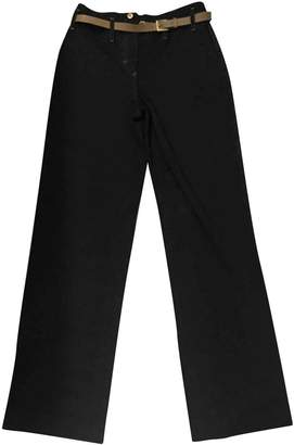 Gianfranco Ferre Grey Wool Trousers