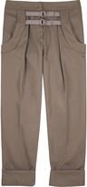 Baggy jodhpur style pants