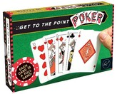 Chronicle Books Get to the Point Poker Activity Cards