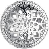 Links of London Timeless sterling silver vermeil domed ring