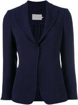 L'Autre Chose classic blazer - women - Polyester/Viscose - 42