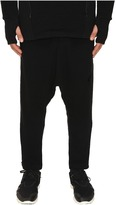 Yohji Yamamoto Double Jersey Pants Men's Casual Pants