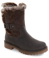 Bos. & Co. Women's Candy Waterproof Boot With Faux Fur Trim