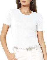 Lauren Ralph Lauren Charissa Short-Sleeved Crewneck T-Shirt