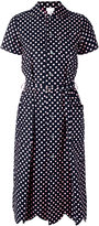 Comme des Garcons 'Pois' dress - women - Cotton - M