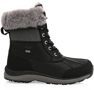 UGG Women's Adirondack III Shearling Quilted Boots