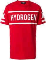 Hydrogen printed T-shirt