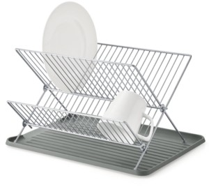 Martha Stewart Collection Space Saver Dish Rack, Created for Macy's