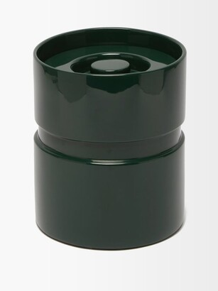 The Lacquer Company - X Rita Konig Lacquer Ice Bucket - Green