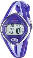 Timex Women's Ironman T5K654 Resin Quartz Watch with Digital Dial
