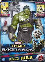 marvel avengers Marvel Thor: Ragnarok Interactive Gladiator Hulk Figure