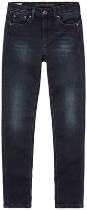 Pepe Jeans High Waist Skinny Jeans, 8-16 Years