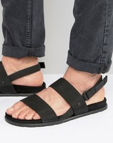 Hunter Webbing Sandals