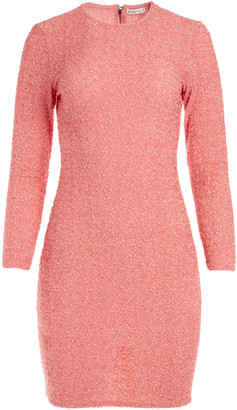 Alice + Olivia Delora Sequin Mini Dress