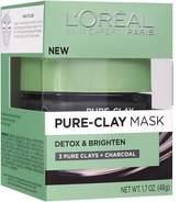 L'Oreal Pure-Clay Mask, Detox & Brighten