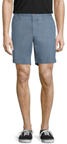 Original Penguin Solid Flat Front Shorts