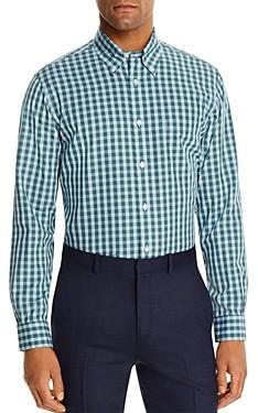 Brooks Brothers Gingham Regent Classic Fit Sport Shirt