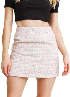 Belle & Bloom Paddington Fair Pink Skirt