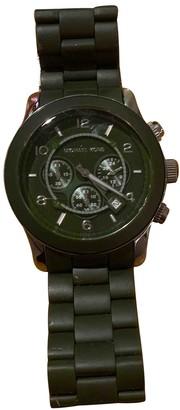 Michael Kors Green Steel Watches
