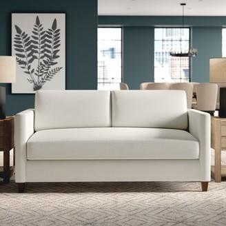 Oakley Aberdash Loveseat Greyleigh Upholstery Color Ivory