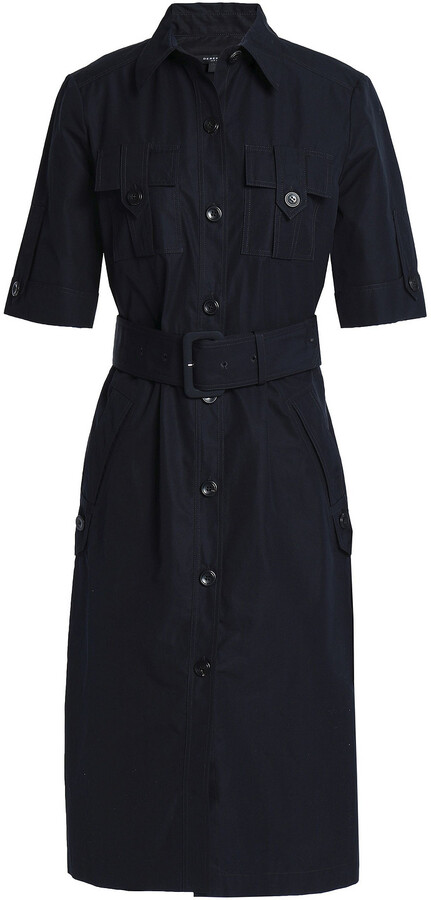 Derek Lam Cotton-poplin Shirt Dress