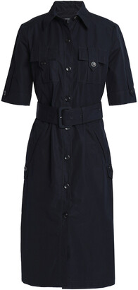 Derek Lam Cotton-poplin Shirt Dress