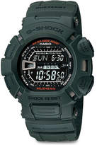 G-Shock Mudman W/Time, 5 Alarms