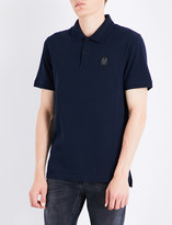 Belstaff Cotton-piqué polo shirt