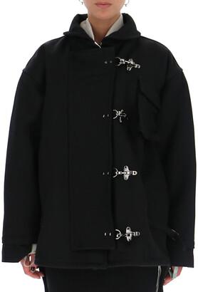 Off-White Oversized Utility Jacket