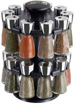 Cole & Mason Cole and Mason 20-Jar Herb and Spice Rack Carousel