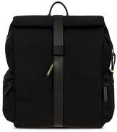 Bric's Moleskine Roll-Top Backpack