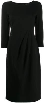 Emporio Armani stretch knit dress