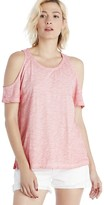 Sole Society Lou Bare Shoulder Tee
