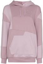 adidas By Danielle Cathari x Danielle Cathari two-tone panelled hoodie